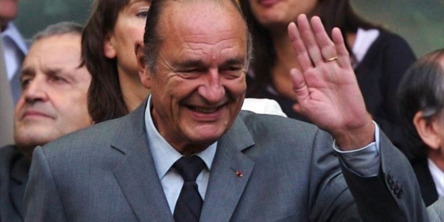 France : décès de l'ancien Président de la République, Jacques Chirac, à l'âge de 86 ans