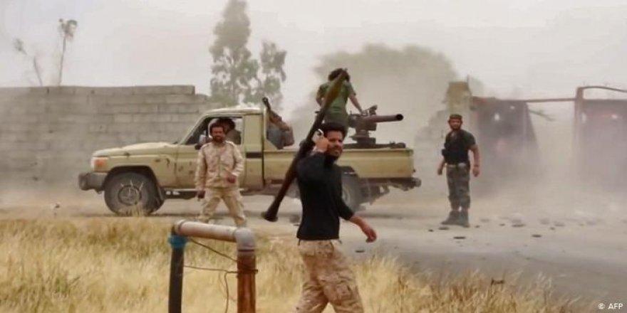 """Libya'da UMH'den, """"uluslararası soruşturma misyonu"""" çağrısı"""