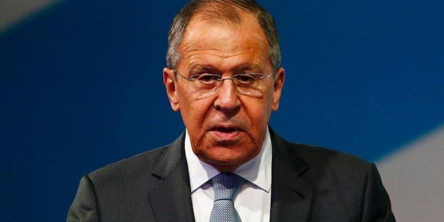 Irak : Sergueï Lavrov à Bagdad pour une visite officielle