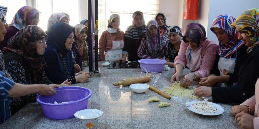 KOMEK'ten Çölyak hastalarına mutfak eğitimi