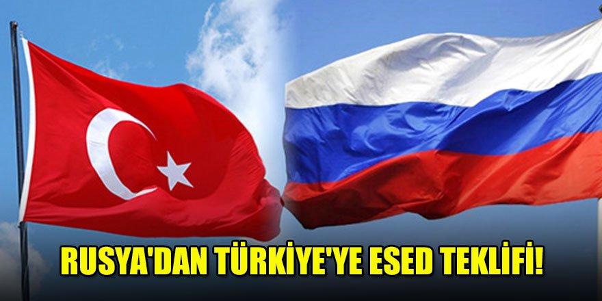 Rusya'dan Türkiye'ye Esed teklifi!