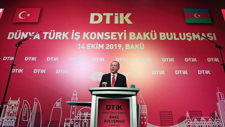 Erdogan: Jamais nous n'avons été confrontés à autant d'hypocrisie dans la lutte contre le terrorisme