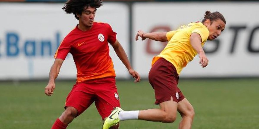 Galatasaray, Demir Grup Sivasspor hazırlıklarını sürdürdü