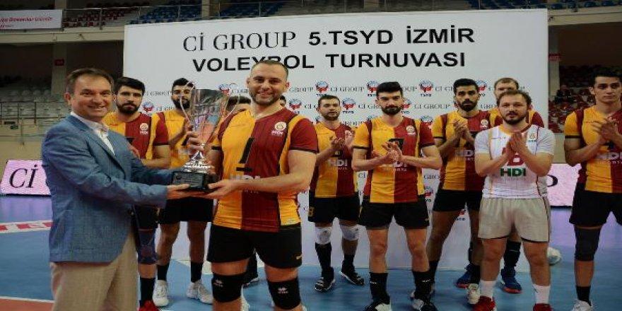 İzmir'de şampiyon Galatasaray
