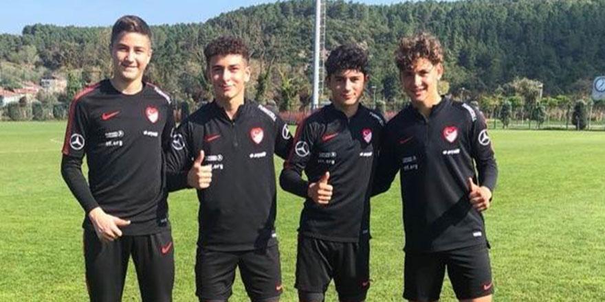 Milli Takıma Konyaspor'dan 4 isim