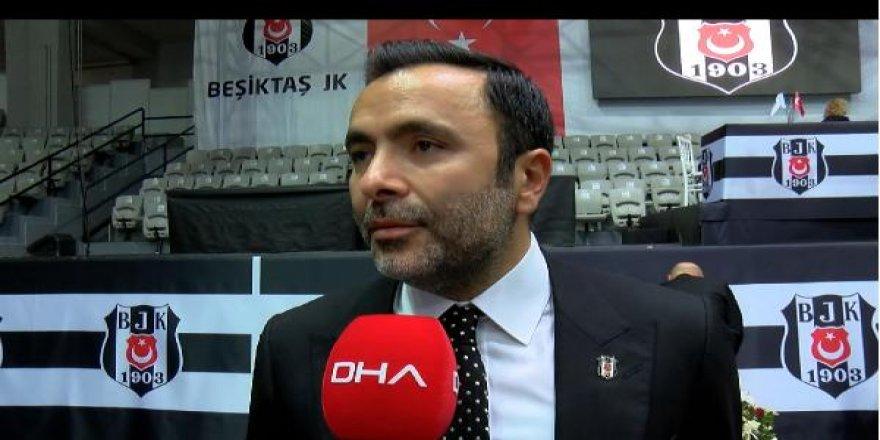 Emre Kocadağ: Beşiktaş'ı layık olduğu günlere kavuşturacağız