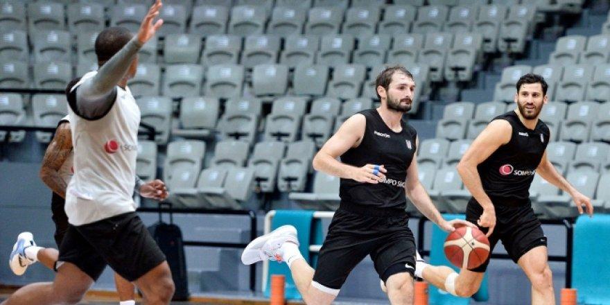Beşiktaş Sompo Sigorta'nın konuğu Zaragoza
