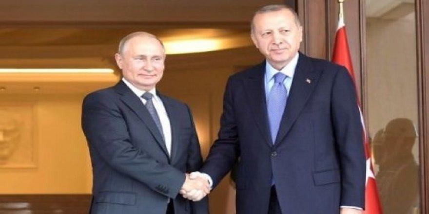 Putin'in yardımcısı Putin-Erdoğan görüşmesinin detaylarını açıkladı