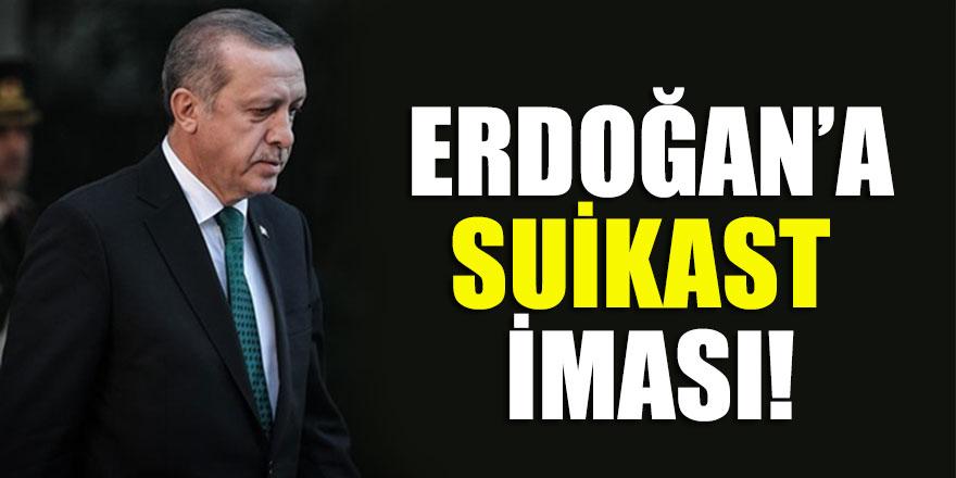 Başkan Erdoğan'a suikast iması!