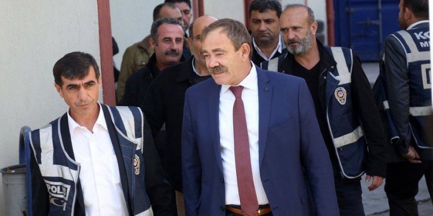 HDP'li eski başkan tutuklandı!