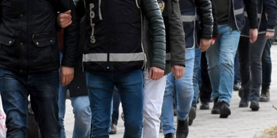 İzmir merkezli 4 ilde FETÖ operasyonu başlatıldı