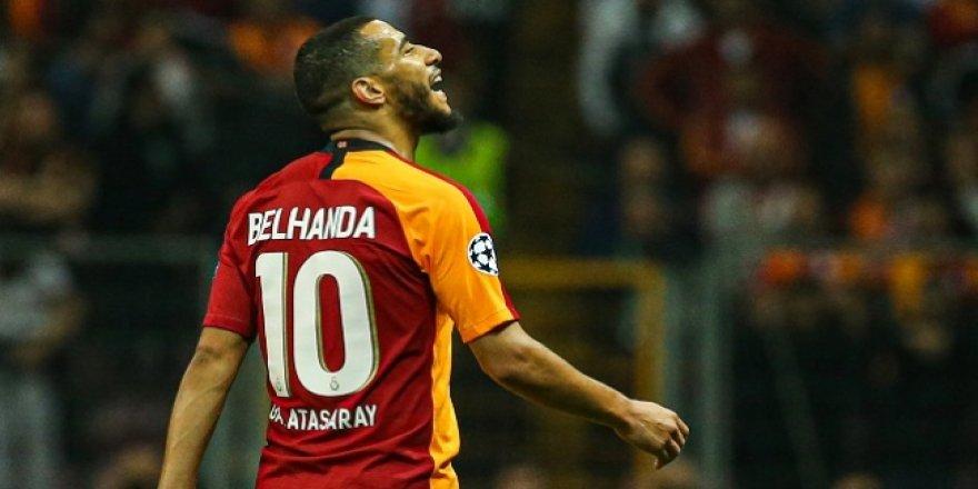Belhanda, Sneijder'ı arattı