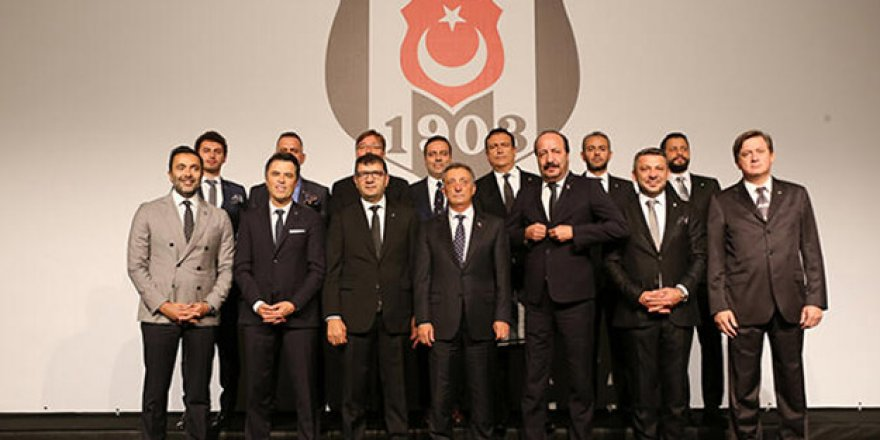 Beşiktaş'ta bir istifa daha!