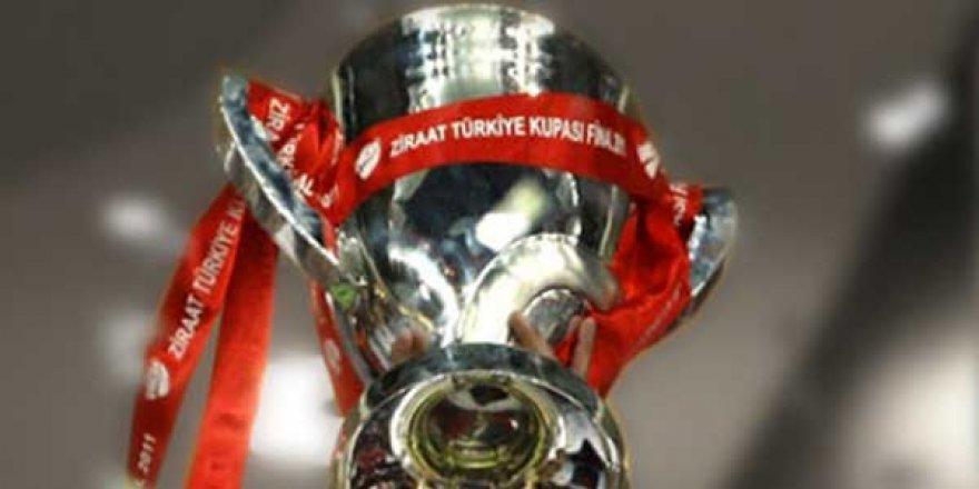Ziraat Türkiye Kupası'nda 5. Tur programı belli oldu