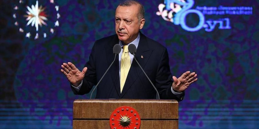 Turkey captured wife of al-Baghdadi, Erdogan announces