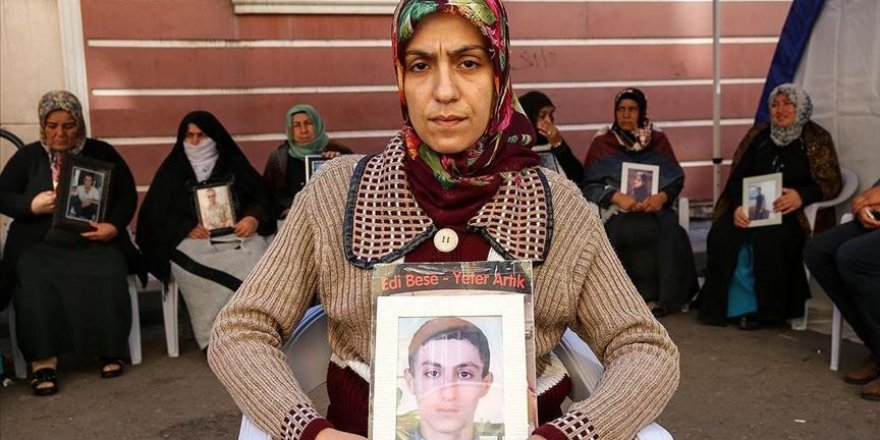Turkey: Mothers sit-in against PKK at 65th day