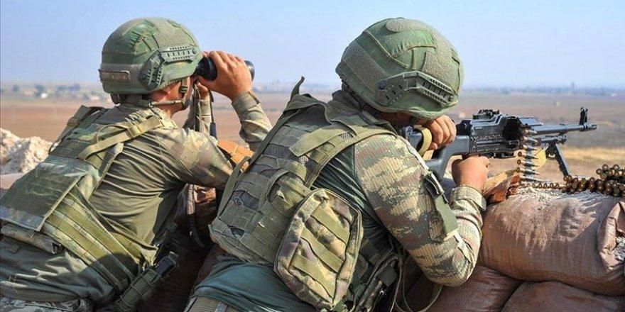 Syrie : Les provocations du YPG/PKK se poursuivent contre l'opération Source de Paix