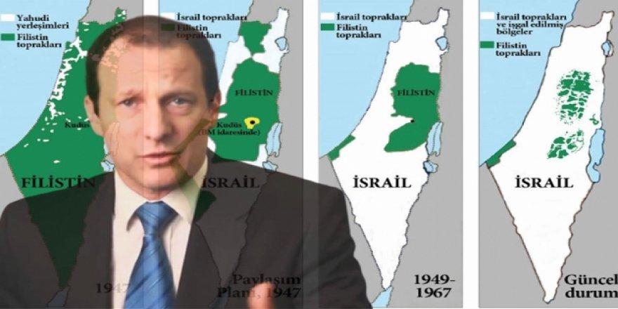 """İsrailli yetkili işgali """"ilahi vaadin gerçekleşmesi"""" olarak niteledi"""