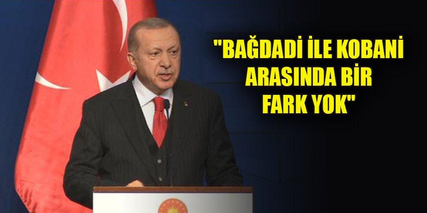"""""""Bağdadi ile Kobani arasında bir fark yok"""""""