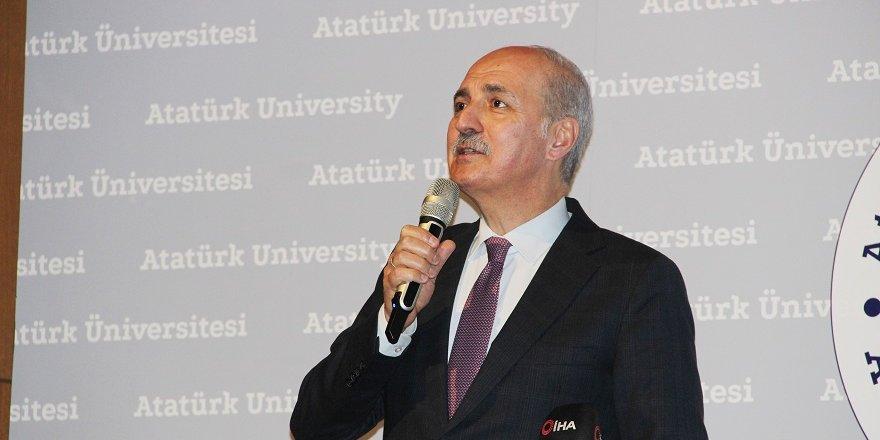"""AK Parti Genel Başkanvekili Numan Kurtulmuş: """"Biz kuklacıları tanıyoruz"""""""