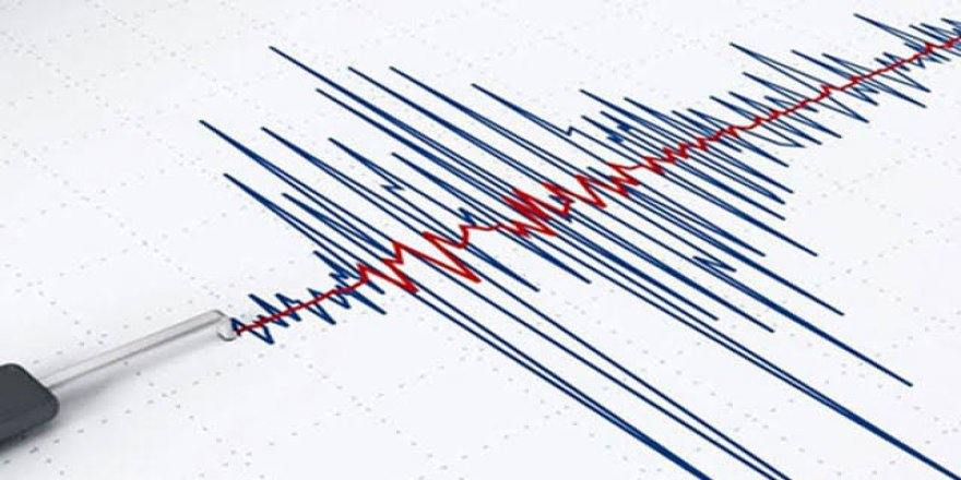 Marmara Denizi'nde 3.6büyüklüğünde deprem
