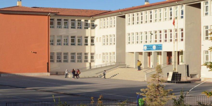Aksaray'daki okulda yaşanan olayda müdür açığa alındı
