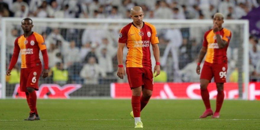 Galatasaray'da planlar bozuldu