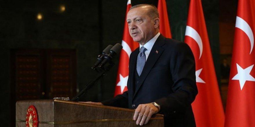 Erdoğan: Barış Pınarı Harekatı kesinlikle devam edecek