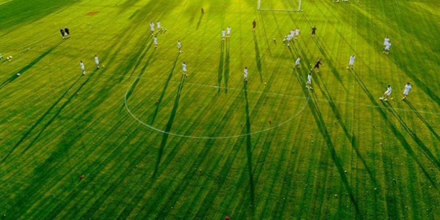 Antalya'da, futbol turizmindeki kamp hedefi 2 bin 300 takım