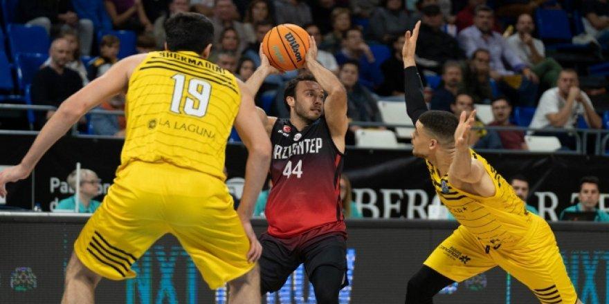 Gaziantep Basketbol 4. kez yenildi