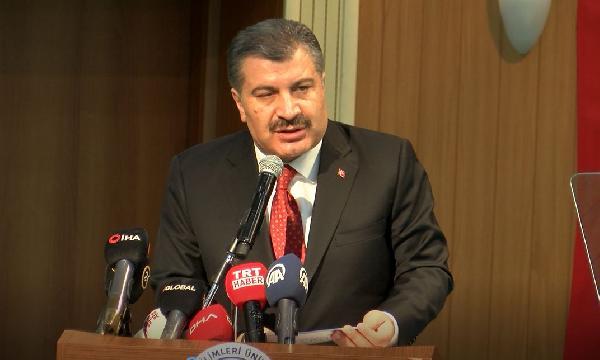 """Sağlık Bakanı Fahrettin Koca: """"Yapacak çok işimiz, gidilecek çok yolumuz var"""""""