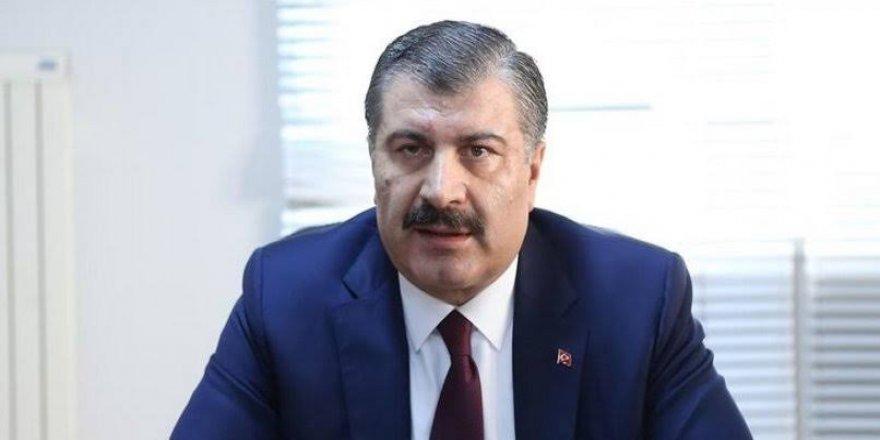 """Sağlık Bakanı Koca: """"17 bin 689 atama ile ilgili hazırlıklarımızı yaptık"""""""
