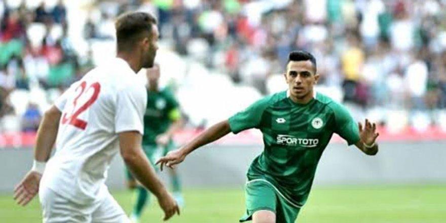 Konyaspor özel maçta Adanaspor'u ağırlayacak