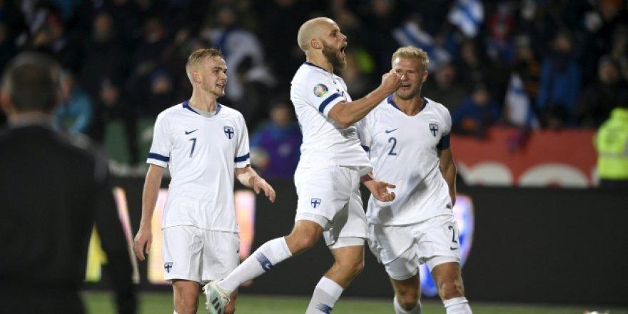 Finlandiya ve İsveç, EURO 2020'ye katılmayı garantiledi