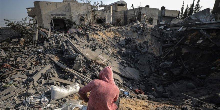 Gazze'de gençlerin işsizlik oranı yüzde 70'e ulaştı