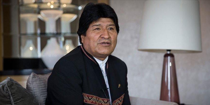 """Bolivya eski Devlet Başkanı Morales: """"Dördüncü kez aday olmam hataydı"""""""