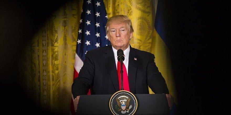 """ABD Başkanı Trump: """"Azil soruşturmasında ifade vermeyi düşüneceğim"""""""