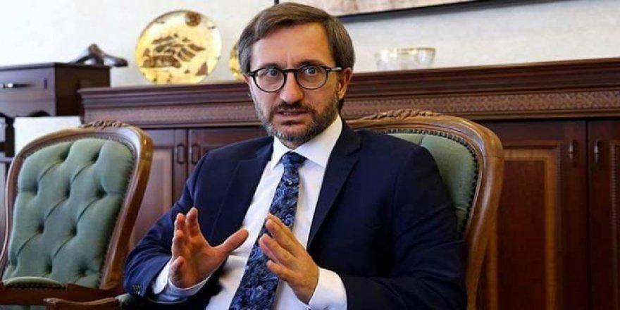"""Altun'dan """"Beştepe'ye giden CHP'li"""" iddiasına yalanlama"""