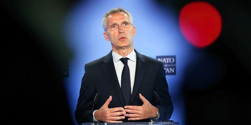 """NATO Genel Sekreteri Stoltenberg: """"Türkiye NATO için çok önemli"""""""