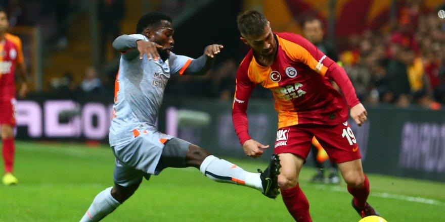 Başakşehir Galatasaray'ın 41 maçlık serisine son verdi