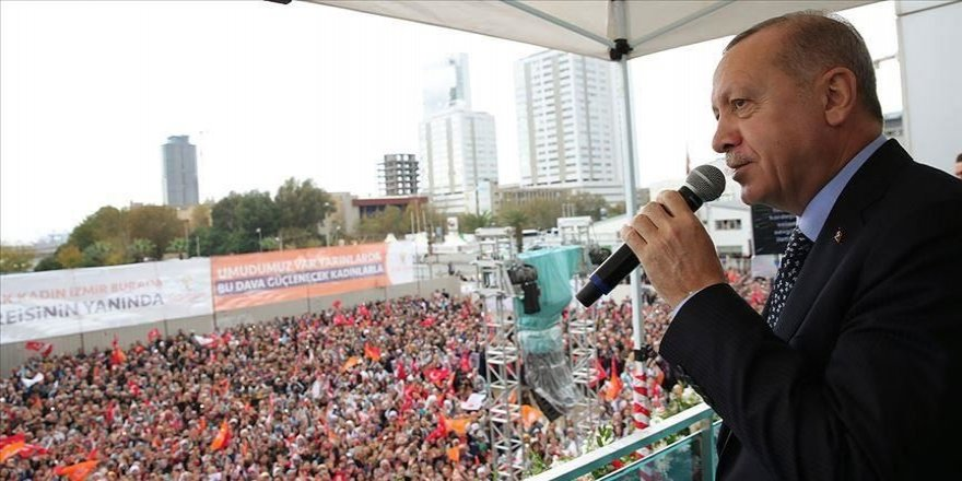 Erdogan promet une lutte implacable contre les violences faites aux femmes