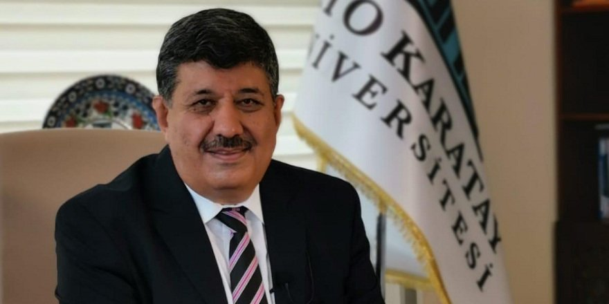 Bayram Sade rektörlüğe atandı, Mustafa Şahin ise...