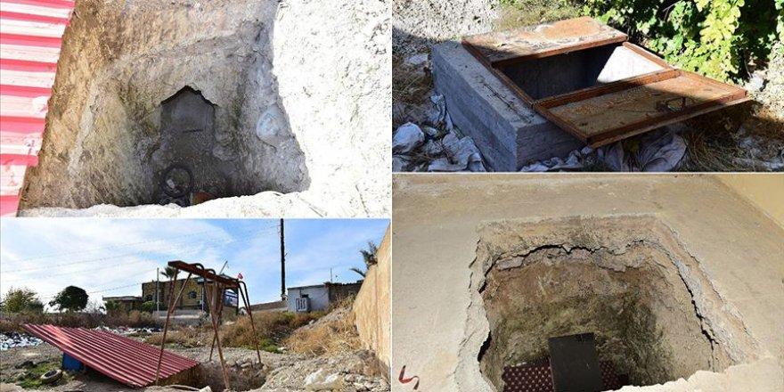 Rasulayn'da yeni tüneller tespit edildi