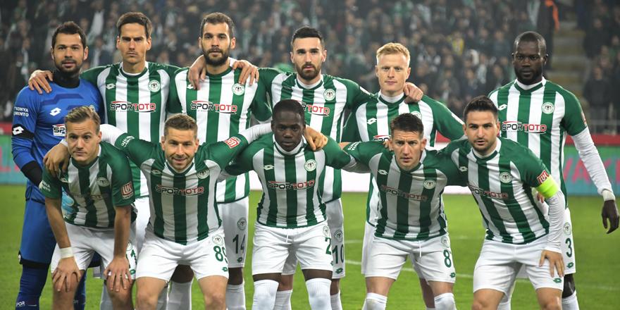 Konyaspor haftayı 12.sırada kapattı