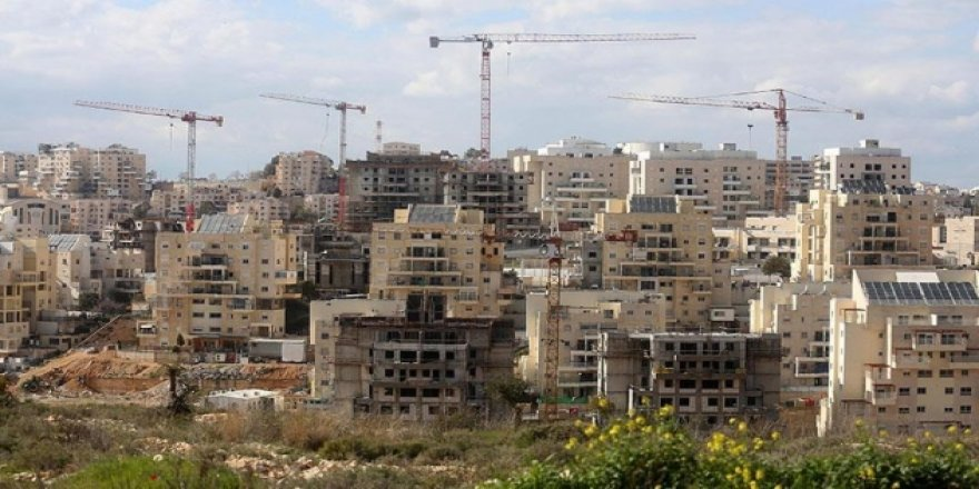 """AB: """"Yasa dışı Yahudi yerleşim birimleri barışa engel teşkil ediyor"""""""
