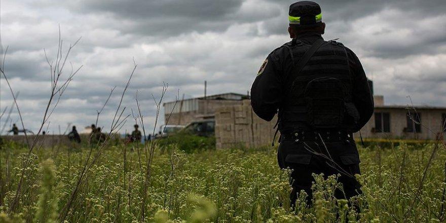 Meksika'da bir çiftlik ile yakınındaki çukurda 14 ceset bulundu