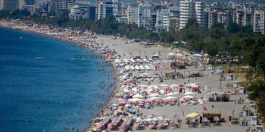 Antalya rekora imza attı! 15 milyon...