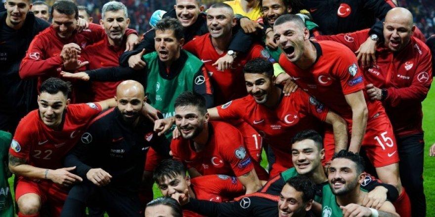 EURO 2020'de Türkiye'nin maç takvimi belli oldu