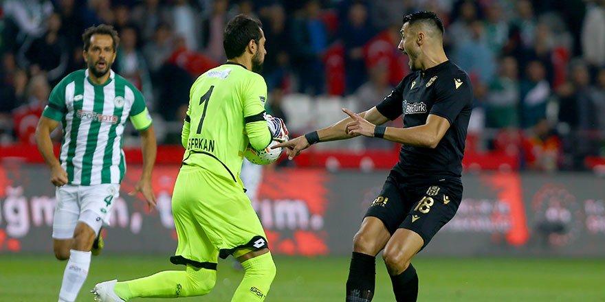 Konyaspor'da ipler Yeni Malatyaspor maçıyla koptu