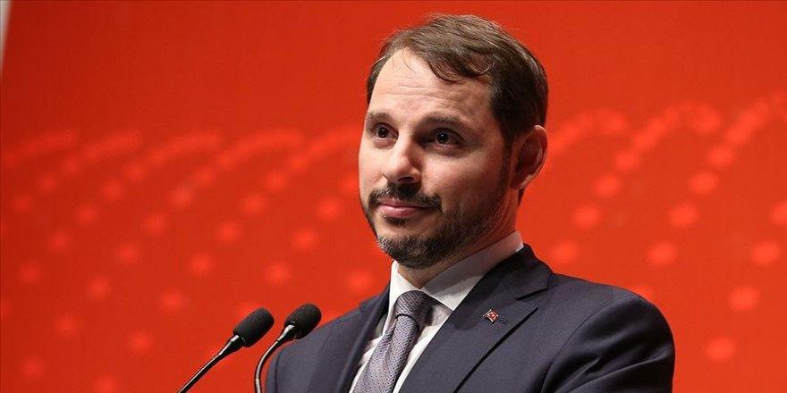 """Albayrak: """"Türkiye'nin büyüme ivmesi artmaya devam ediyor"""""""